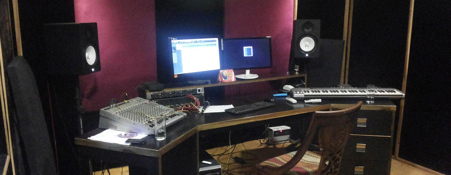 Editing studio Delhi